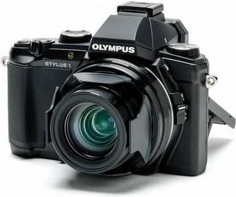Olympus Stylus 1 czarny
