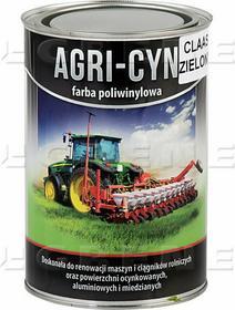 Agrotec Bio-Earth Farba Agri-Cyn (), szara pasująca do Deutz 1L