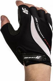 4F Rękawiczki rowerowe C4L15.RRU002 - czarny