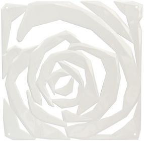 Koziol Panele dekoracyjne 4 szt Romance białe KZ-2039525 KZ-2039525