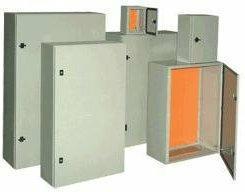 Tracon Electric TFE605025 METALOWA SKRZYNKA ROZDZIELCZA HERMETYCZNE IP55 600*500