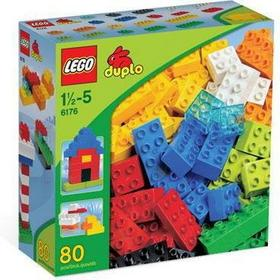 LEGO Duplo podstawowe klocki Delux 6176