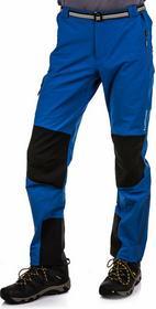 Milo Spodnie trekkingowe męskie Dru - Blue