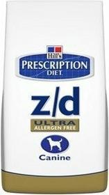 Hills Prescription Diet Canine - Z/D Ultra Canine 10 kg