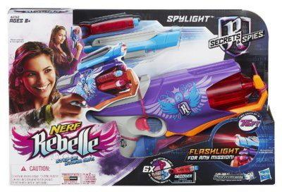 Hasbro Nerf Rebelle Spylight ZH-A6762