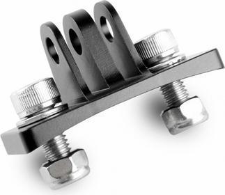 REDLEAF Podpora na kask przykręcana aluminiowa AL-002 do GOPRO