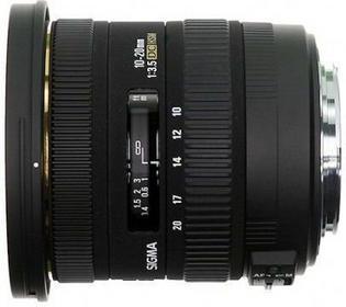 Sigma 10-20mm f/3.5 EX DC HSM Pentax