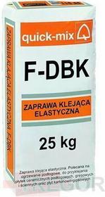 Quick-Mix F-DBK Elastyczna, cienkowarstwowa zaprawa klejąca / F-DBK Elastyczna,