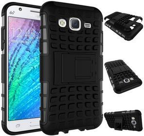 Perfect Armor Czarna | Pancerna obudowa etui dla Samsung Galaxy J5 147335
