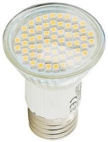 Whitenergy żarówka LED   E27   60 SMD 3528   3W   230V   ciepła biała 9480