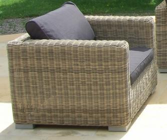 Miloo :: Florence fotel ogrodowy z podłokietnikami - Florence- fotel