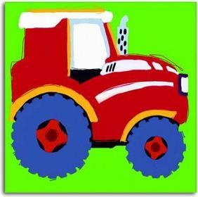 Feeby Obraz Traktorek, Deco Panel,