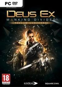 Deus Ex: Rozłam Ludzkości + DLC PC
