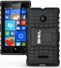 SHTL Etui RUGGED ARMOR Black LUMIA 532