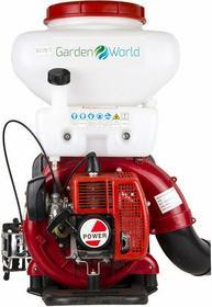 Opryskiwacz spalinowy plecakowy Garden World 15 litrów 2.9KM