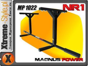 Magnus POWER Drążek do sufitu 4 chwyty MP1022 HIT MP1022-PL