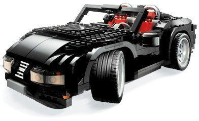LEGO CREATOR Pogromcy szos 4896