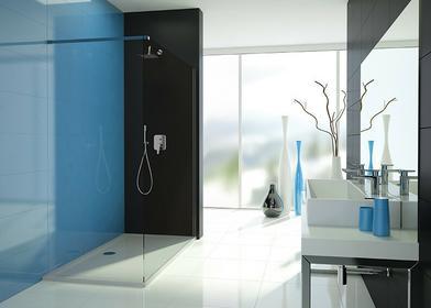 Sanplast P/TX5b-70 70x190 profil biały ew szkło Grey