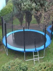 Batut Mata, do trampoliny o śr. 183cm, 6Ft, 36 sprężyn.