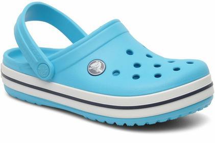 Crocs Sandałki CrocbandKids Dziecięce Niebieskie