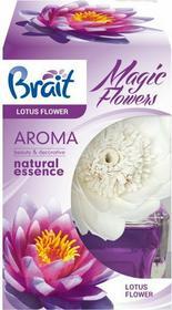 Brait Odświeżacz powietrza pachnący kwiatek Lotus Flower 75ml 5908241712544