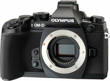 Olympus OM-D E-M1 body 3D