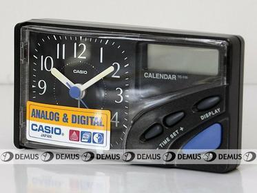 Casio budzik elektroniczny TC110 1 BUDZIK-TC110-1