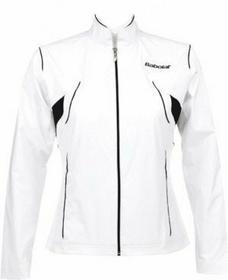 Babolat Bluza Dziewczęca Jacket Girl Club - white/black