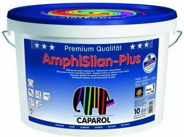 Caparol Farba Amphisilan Plus 10L Schiefer16