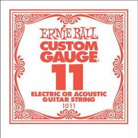 Ernie Ball EB 1011 - pojedyncza struna do gitary elektrycznej