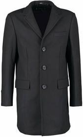 Esprit Płaszcz wełniany /Płaszcz klasyczny czarny 105EO2G003