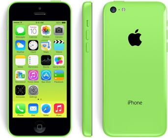 Apple iPhone 5c 16GB zielony