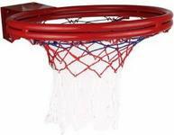 Spokey Obręcz do koszykówki uchylna z siatką Korb