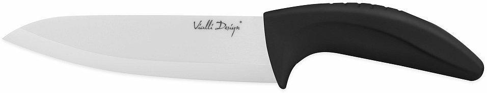 Vialli Design Nóż kuchenny ceramiczny szefa kuchni W150A