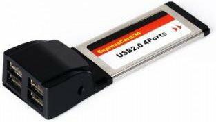 Gembird PCMCIAX-USB24