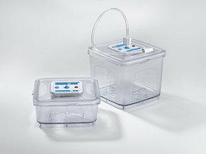 Concept 2 pojemniki próżniowe prostokątne FRESH