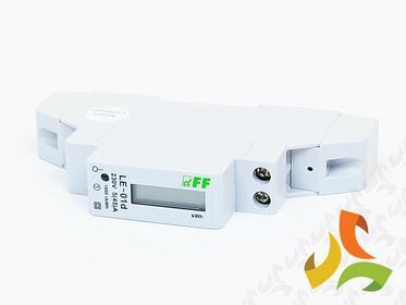 F&F Licznik energii elektrycznej LE-01d