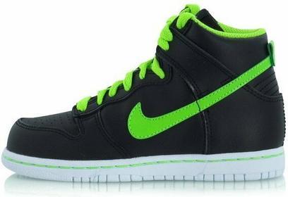 Nike buty dla dzieci - DUNK HIGH ND (PS) (015)