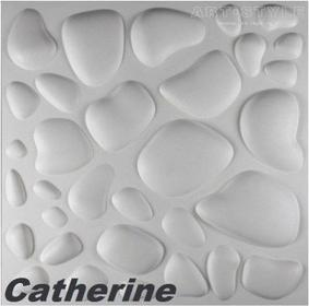 3d Elite Panels 1 m2, Panel 3D CATHERINE (50 x 50 cm)