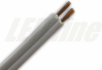 Inny Przewód SMYp do montażu taśm LED biały SMYP2X0,35-W - Przewód 2 żyłowy biał