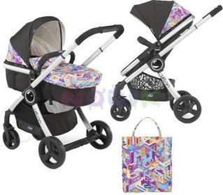 Chicco Urban 3w1 BITTY CITY