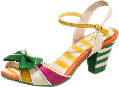 Lola Ramona ELSIE sandały wielokolorowe LO111B00T-T11