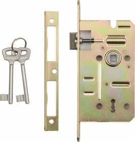 Vorel Zamek wpuszczany na klucz 60/50mm 78491