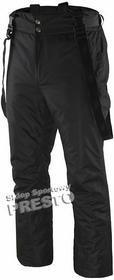 4F Spodnie narciarskie męskie SPMN005 3000 - czarny