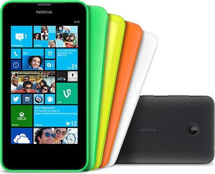 Nokia Lumia 630 Czarny