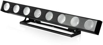 Flash Listwa LED 8x30W RGB - belka LED BAR