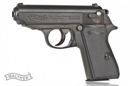 Walther Pistolet ASG PPK/S sprężynowy 2.5007