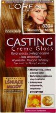 Loreal Casting Creme Gloss bez Amoniaku 8304 Słoneczny Miód