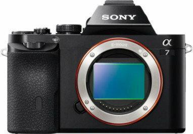 Sony ILCE-7B body czarny