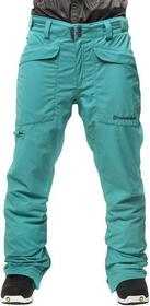 Horsefeathers spodnie snowboardowe damskie PRIOR PANTS (mint)